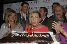 Cumpleaños de Carmen Borrego