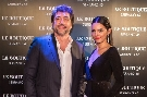 JAVIER BARDEM Y JULIETH RESTREPO LE BOUTIQUE