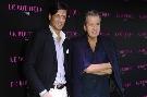 Luis Medina y Mario Testino - Le Boutique Club