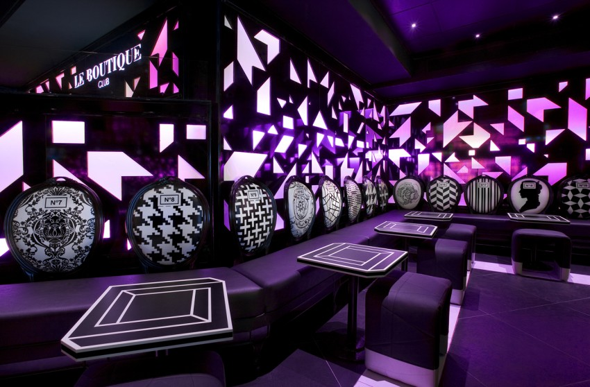fotos de la sala discoteca madrid le boutique club