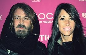 JP Candela & Kristine Love - Fotos